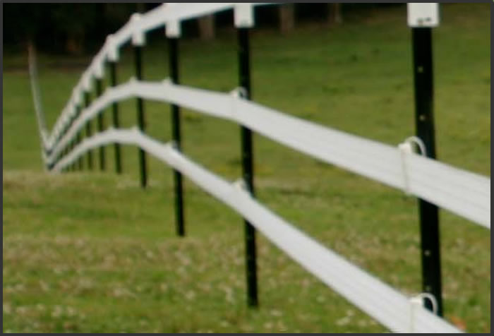 TAS Electric Fence PolyTape, Electric Fence Poly Tape - Electric