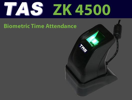 Access Control Accessories - Biometric Enrollment Reader ZK4500