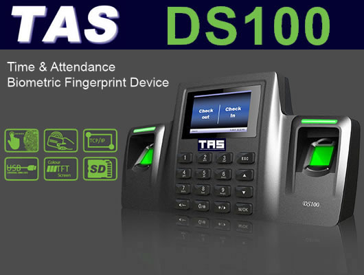 Time Attendance DS100